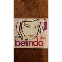 Belinda Edicion Especial Cd+dvd