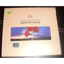 Depeche Mode - Music For The Masses Cd + Dvd (nuevo)