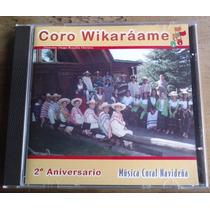 Coro Wikaraame Musica Coral Navideña Cd Raro 2004 C/booklet