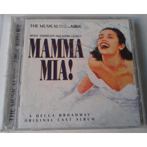 Mamma Mia A Decca Broadway Original Cast Album The Musical