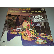 Lp La Sonora Matancera / Habana Cuba Y Su Rumba