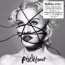 Madonna - Rebel Heart Deluxe Edition Mex