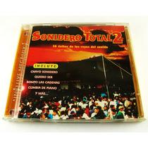Sonidero Total 2 / 16 Exitos De Los Reyes Del Sonido Cd 1998