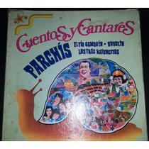 Disco Acetato: Cuentos Y Cantares El Tio Gamboin 5 De 8 Disc