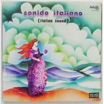 Sonido Italiano ( Italian Sound )1 Disco Lp Vinil
