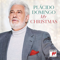 My Christmas / Placido Domingo / Disco Cd Con 13 Canciones