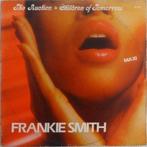 Acetato Disco Frankie Smith The Auction Children Of Tomorrow