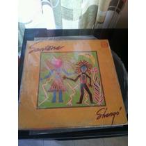 Lp Acetato Disco Vinyl Carlos Santana Rock Clasico Tocadisco