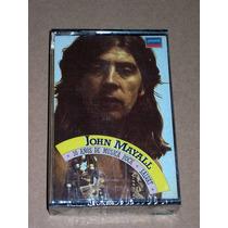 John Mayall Salvat Audio Cassette Nuevo Kct Tape