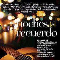 Noches De Recuerdo / Varios / 2 Discos Cd Con 41 Canciones