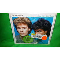 Cd Hall & Oates - The Very Best Of / Mr. Mister Huey Lewis