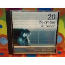 Silvana Di Lorenzo Cd 20 Secretos De Amor, Usa Importado