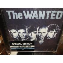 The Wanted The Ep Special Edition Cd Sellado Bonus Tracks