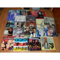 Lote De Lp`s Discos De Acetato Rock Inglés,español 80`s 90`s