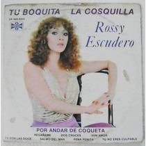 Rossy Escudero 1 Disco Lp Vinilo