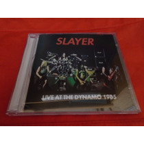 Slayer Live At The Dynamo