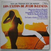 Jorge San Martin / Exitos Julio Iglesias 1 Disco Lp Vinilo
