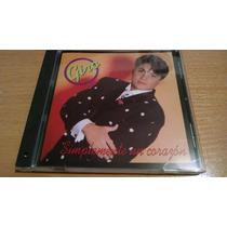 Gino, Simplemente Un Corazon, Cd Album Muy Raro Del Año 1993