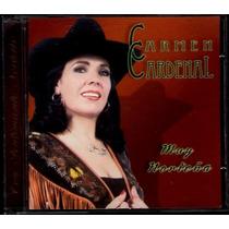 Carmen Cardenal Cd Muy Norteña 2001 Rarisimo