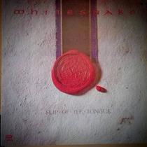 Disco De Whitesnake, Steve Vai. Slip Of The Tongue. Acetato