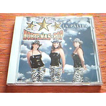 Cd Norteñas Pop - La Palida - Cd Single Musica Grupera