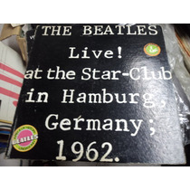 The Beatles L.p De 12 De 33rpm Live At The Star Club In Hamb