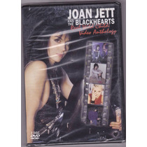 Dvd Original Joan Jett And The Blackhearts Video Anthology