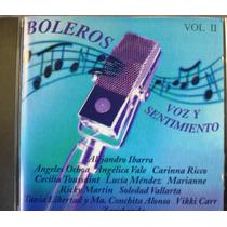 Varios Artistas - Boleros Voz Y Sentimiento Vol. Iii