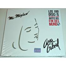 Cd Ana Gabriel / Mi Mexico / Ed 2012 Digipack / Nuevo