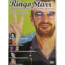 Ringo Starr - & His All Starr Band Tour 2003 Dvd