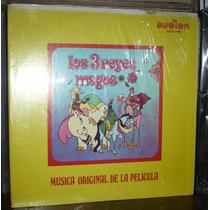 Los Tres Reyes Magos Lp Soundtrack Hermanos Zavala