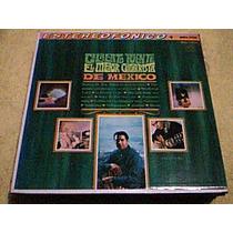 Disco Lp Gilberto Puente - El Mejor Guitarrista De Mexico -