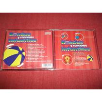 Rondas Y Canciones Infantiles Cd Nac Ed 1999 Mdisk