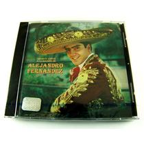 Alejandro Fernandez / Grandes Exitos Cd Nuevo Sony 1994