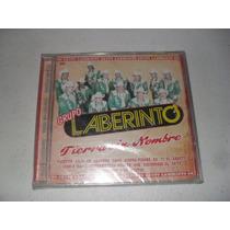 Grupo Laberinto Cd Tierra Sin Nombre