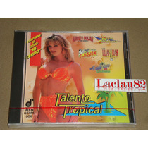 Talento Tropical 1997 Disa Cd Llayras Rayito Aaron Aniceto M