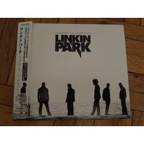 Linkin Park Minutes To Midnight Cd Japones Bonus Track
