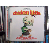 Chicken Little: Soundtrack Cd En Excelente Estado