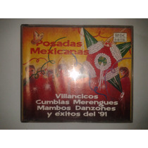 Cd Doble Posadas Mexicanas Lbf