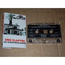 Eric Clapton 461 Ocean Boulevard Importado Cassette Kct Tape