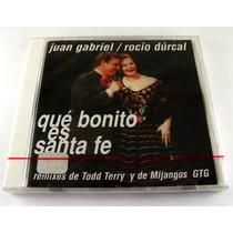 Juan Gabriel Rocio Durcal Que Bonito Es Santa Fe Cd Nuevo 97