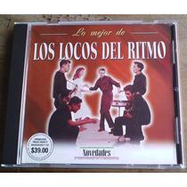 Los Locos Del Ritmo Lo Mejor Cd Raro Año 2000 Rm4