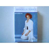 Manoella Torres Casette Quiero Empezar A Vivir