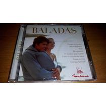 Baladas, Ana Cirre, Leo Dan, Napoleon, Sabu Cd Promo De 2012