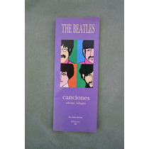 The Beatles Cancionero Ingles Español Ediciones Ab