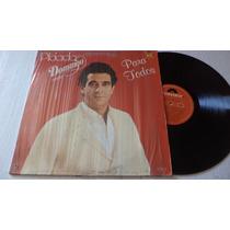 Placido Domingo Canta Para Todos Lp Vinyl De Coleccion