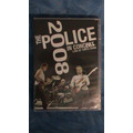 The Police Dvd:in Concert Live At Tokyo Dome 2008