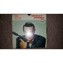 Disco Acetato 45 Rpm De: Shirley Bassey 007 Goldfinger