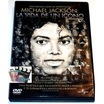 Dvd Michael Jackson: La Vida De Un Icono!!! Lbf
