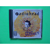 Radiohead - Pablo Honey - (cd Álbum, 1992, México)